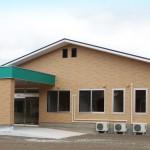 介護施設「やまぼうし」 建築状況(3月)