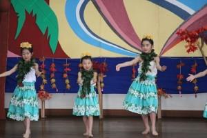 紅葉の会 フラダンス