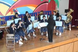 紅葉の会 江田島中学校吹奏楽部